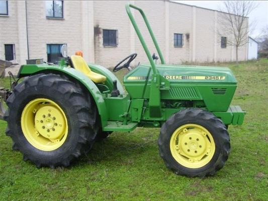Photo du Tracteurs fruitiers 2345F