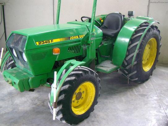 Photo du Tracteurs fruitiers 2345F 4RM
