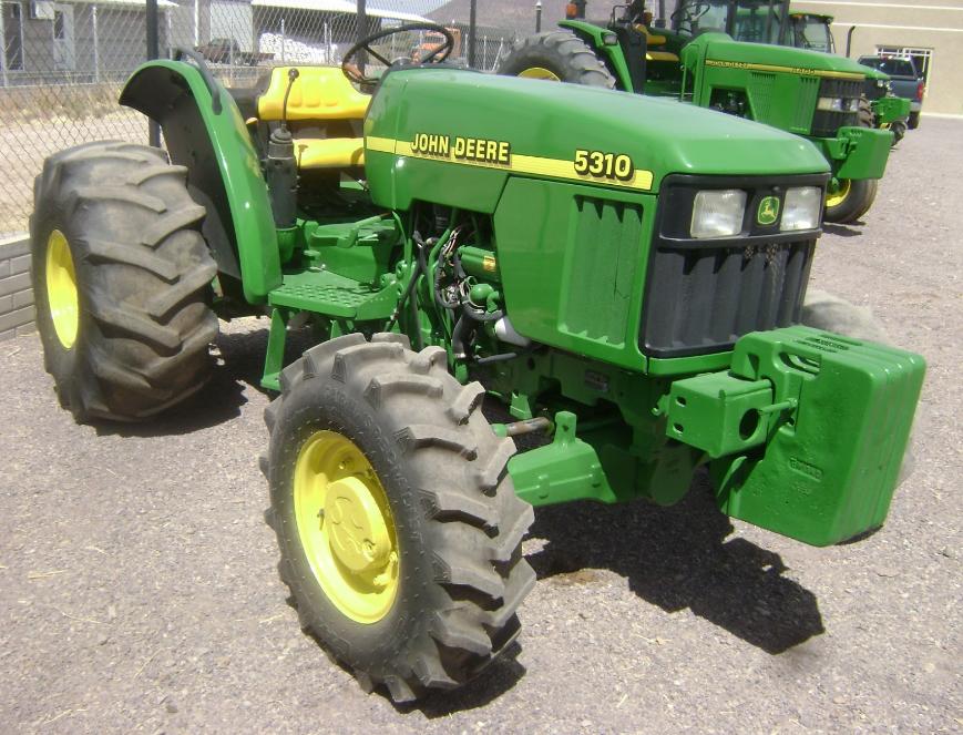 Photo du Tracteurs agricoles 5310 Standard