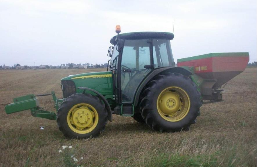 Photo du Tracteurs agricoles 5315 Standard