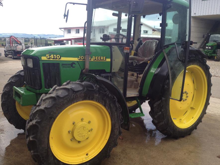 Photo du Tracteurs agricoles 5410 Standard