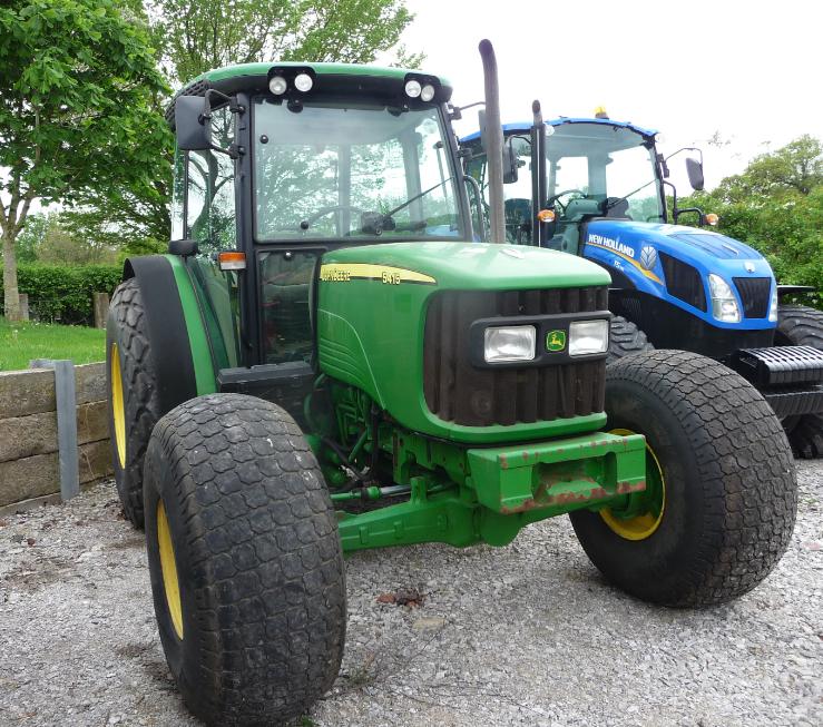 Photo du Tracteurs agricoles 5415 Standard