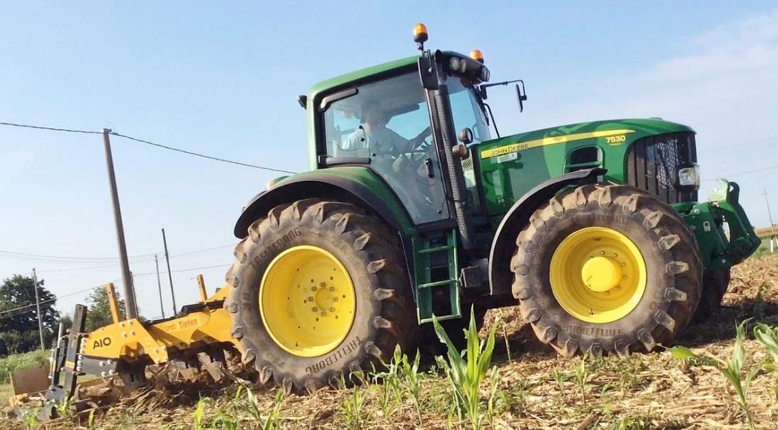 Photo du Tracteurs agricoles 7530E Premium