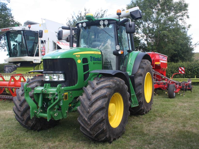 Photo du Tracteurs agricoles 7530 Premium
