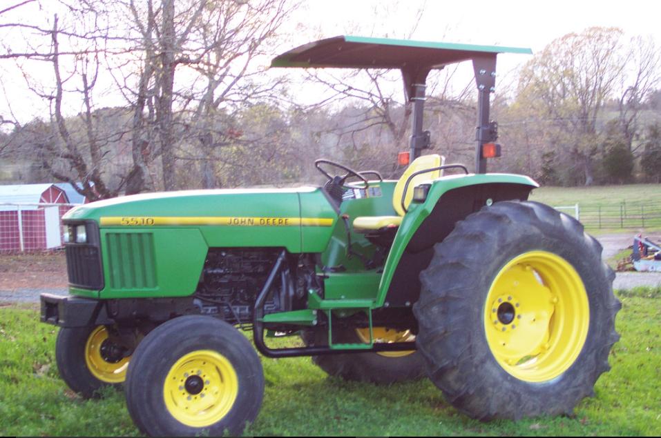 Photo du Tracteurs agricoles 5510 Standard