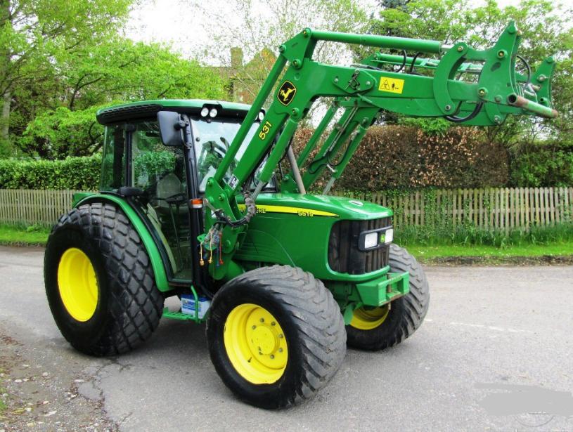 Photo du Tracteurs agricoles 5515 Standard