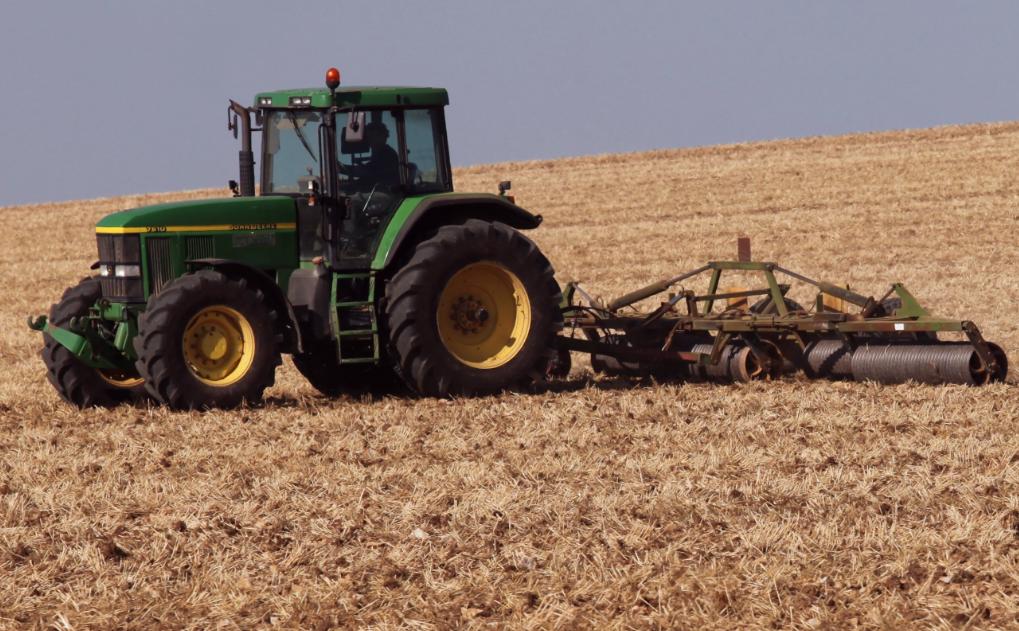 Photo du Tracteurs agricoles 7610 PowerQuad