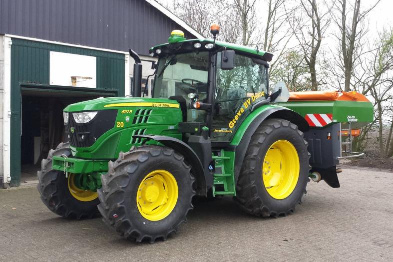 Photo du Tracteurs agricoles 6110R PowerQuad +