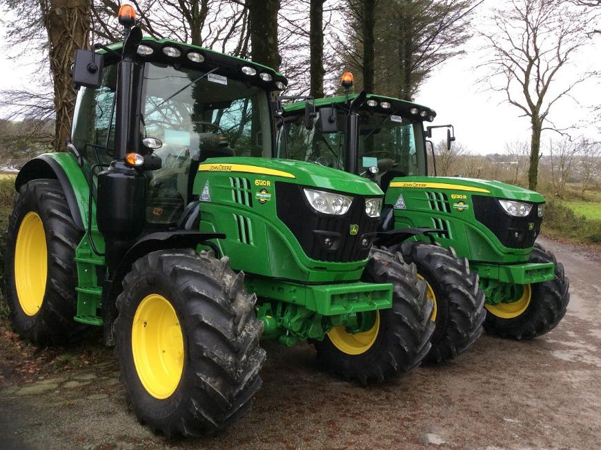 Photo du Tracteurs agricoles 6120R AutoQuad +