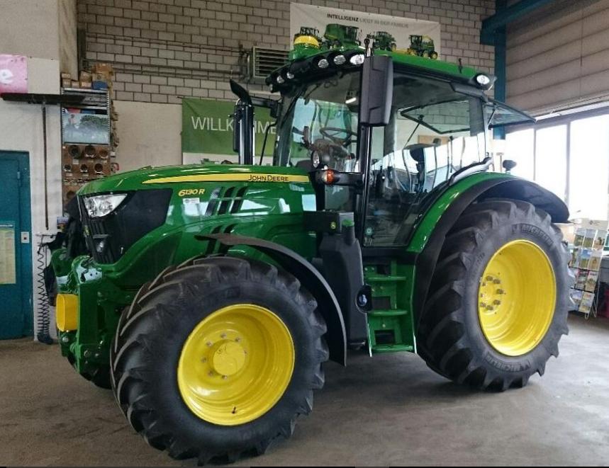 Photo du Tracteurs agricoles 6130R AutoQuad + EcoShift