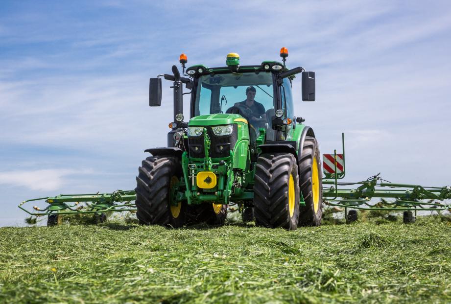 Photo du Tracteurs agricoles 6135R AutoPower