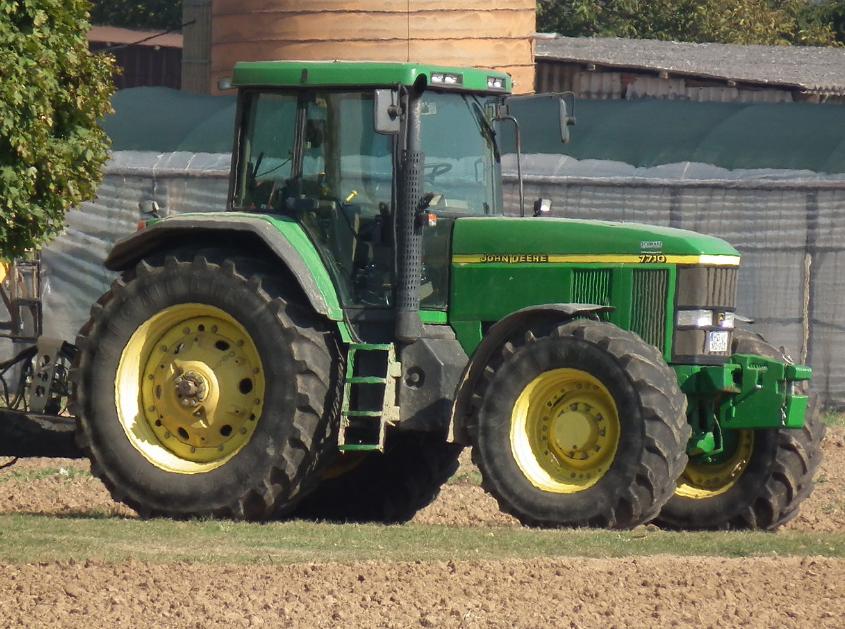 Photo du Tracteurs agricoles 7710 PowerQuad