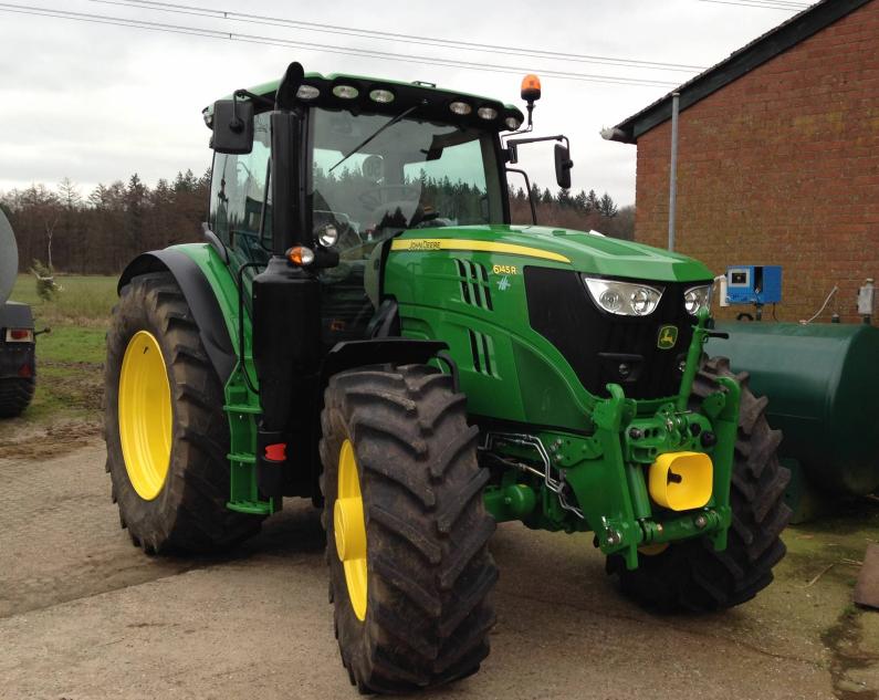 Photo du Tracteurs agricoles 6145R DirectDrive