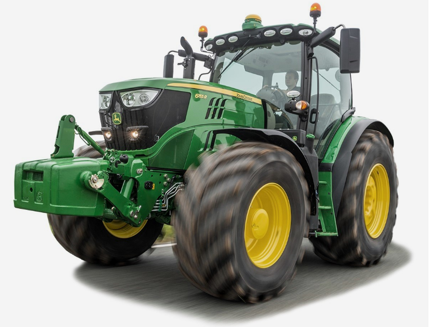 Photo du Tracteurs agricoles 6155R AutoPower