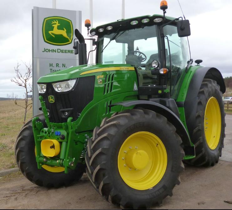 Photo du Tracteurs agricoles 6175R AutoPower