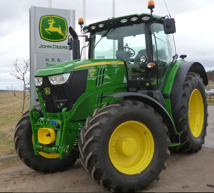 Photo du Tracteurs agricoles 6175R AutoPower