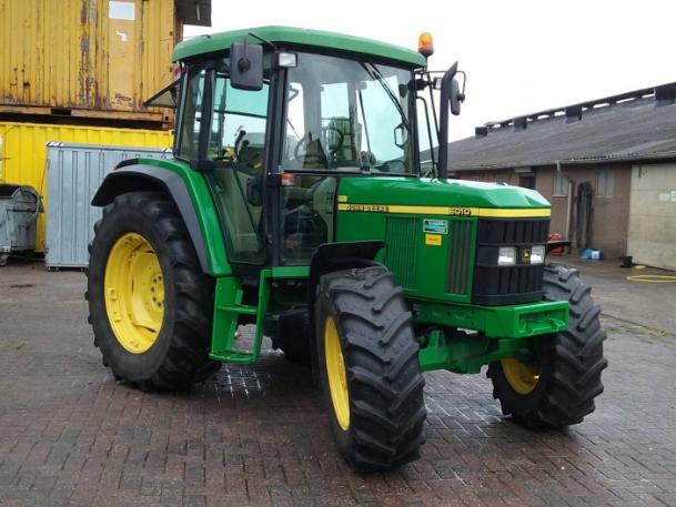 Photo du Tracteurs agricoles 6010 SE Special Edition