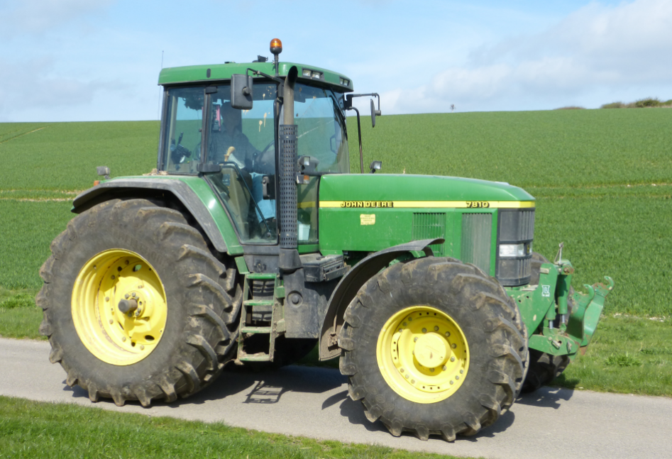 Photo du Tracteurs agricoles 7810 Powershift