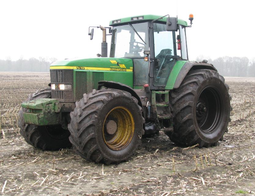Photo du Tracteurs agricoles 7810 PowerQuad