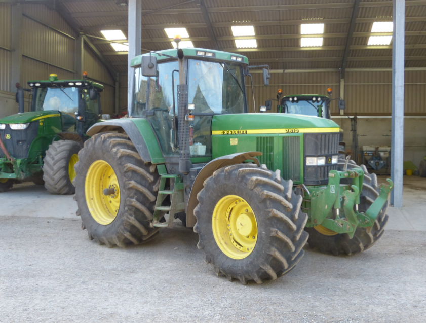 Photo du Tracteurs agricoles 7810 AutoPower