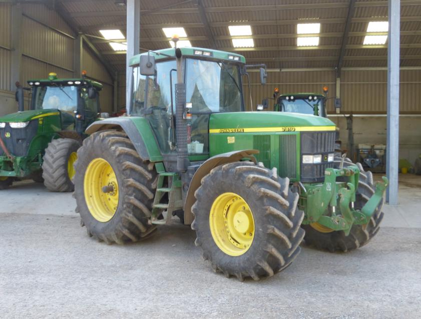 Photo du Tracteurs agricoles 7810 AutoPower