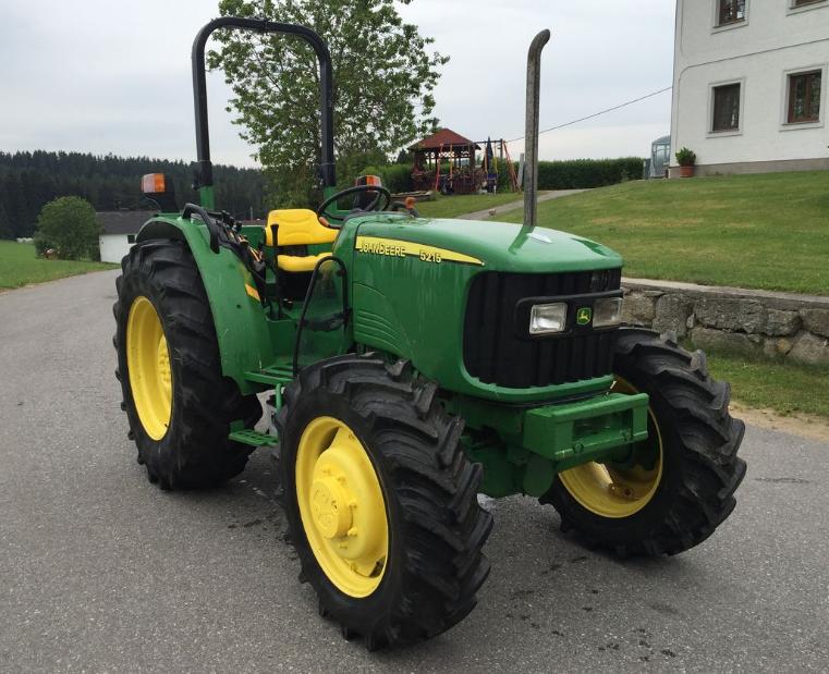 Photo du Tracteurs fruitiers 5215 F