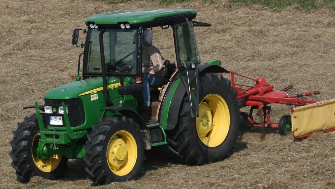 Photo du Tracteurs agricoles 5215 F/V