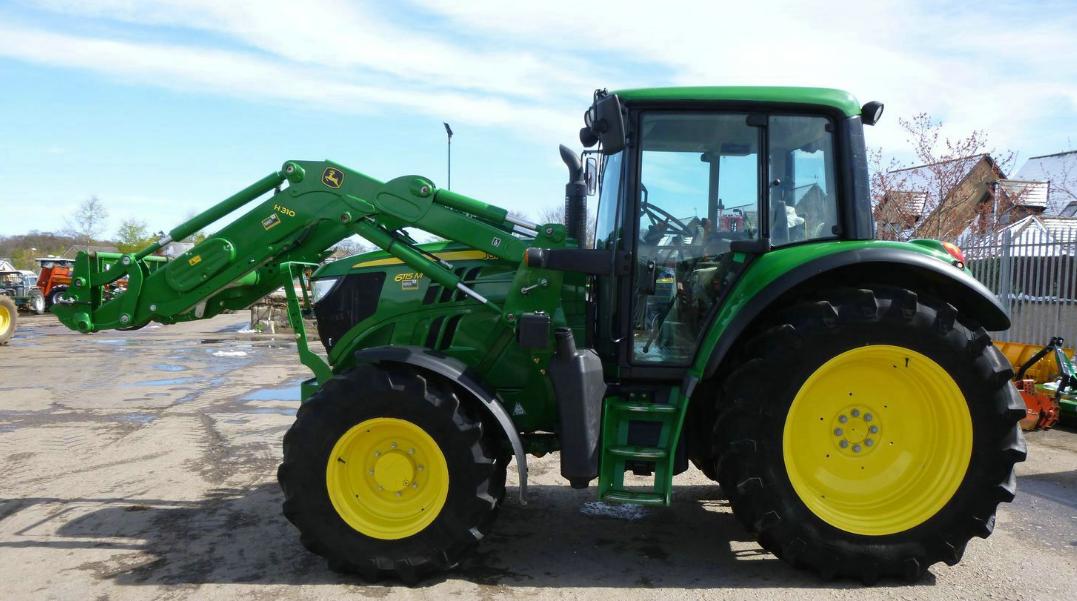 Photo du Tracteurs agricoles 6115M