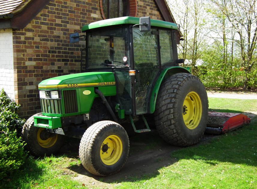 Photo du Autres tracteurs 5300SN