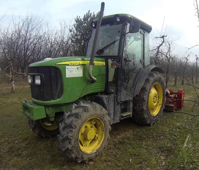 Photo du Tracteurs fruitiers 5315 F