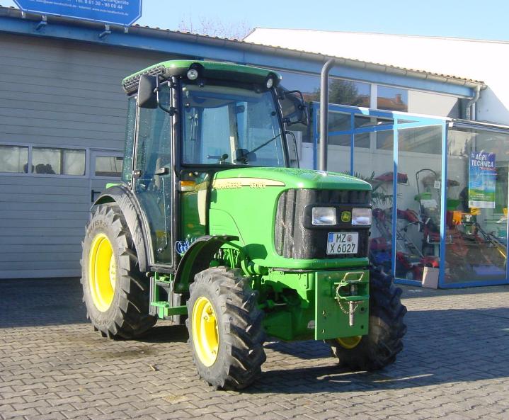 Photo du Tracteurs vignerons 5315 V