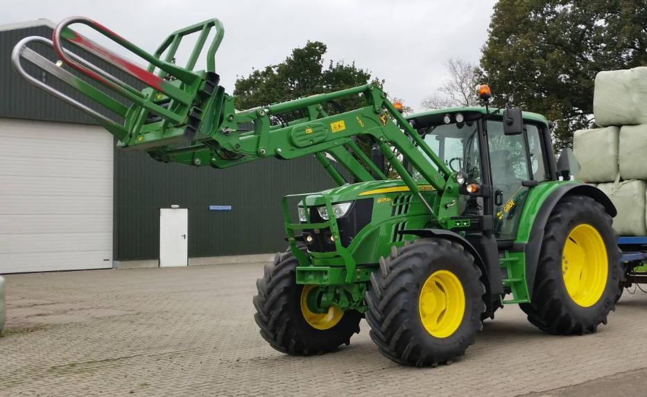 Photo du Tracteurs agricoles 6125M