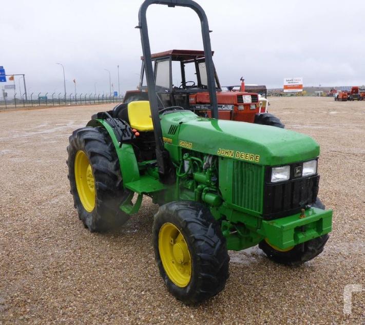 Photo du Autres tracteurs 5500N Arceau Rabattable