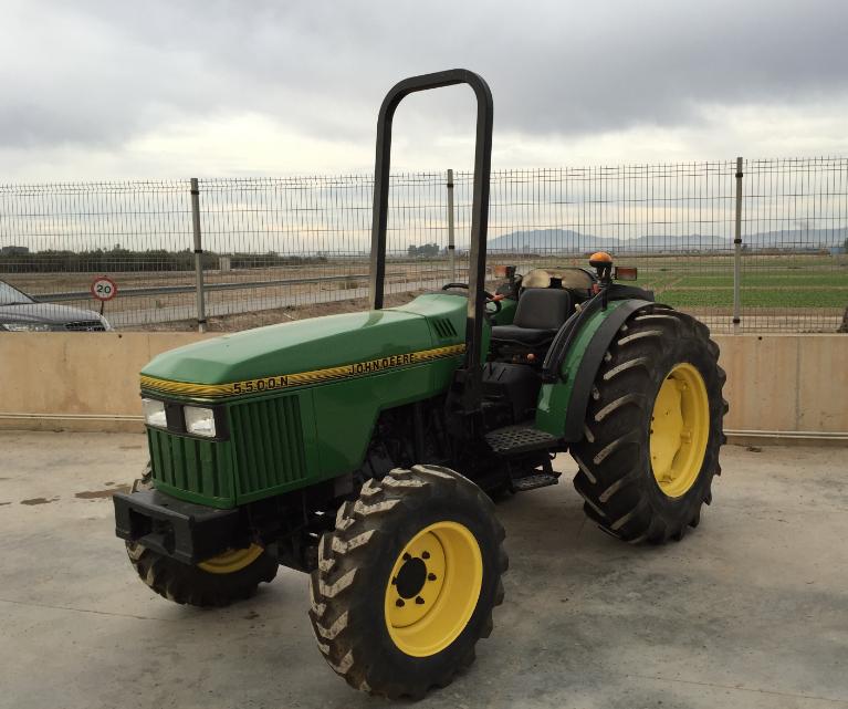 Photo du Autres tracteurs 5500SN Arceau