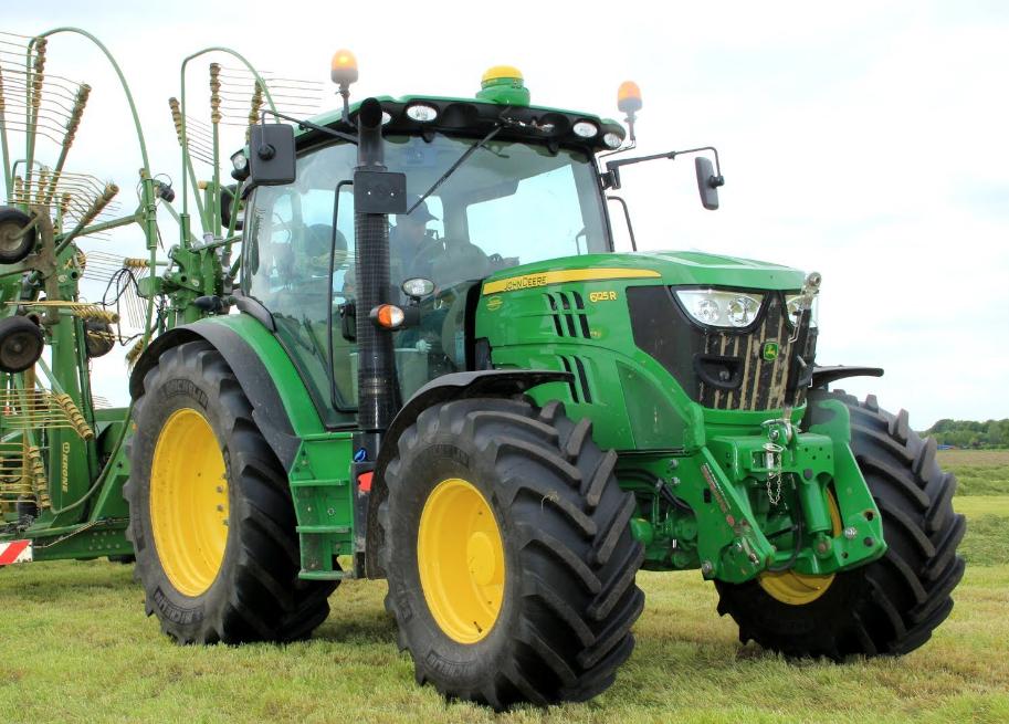 Photo du Tracteurs agricoles 6125R