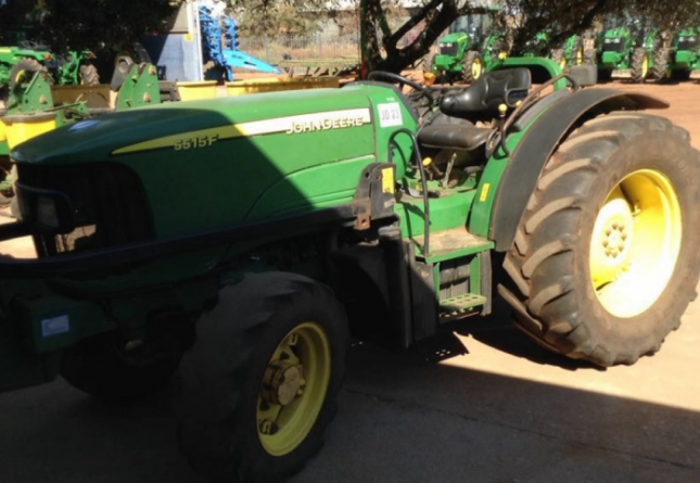Photo du Tracteurs fruitiers 5515 F