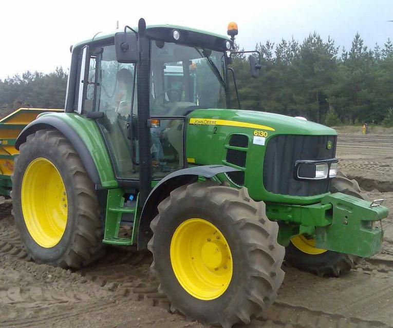 Photo du Tracteurs agricoles 6130
