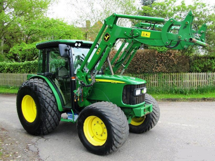 Photo du Autres tracteurs 5515 HighCrop