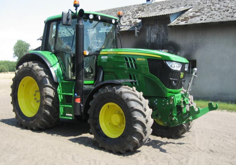 Photo du Tracteurs agricoles 6130M