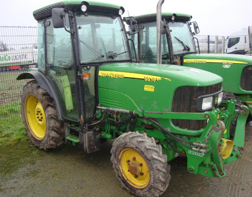 Photo du Tracteurs vignerons 5515 V