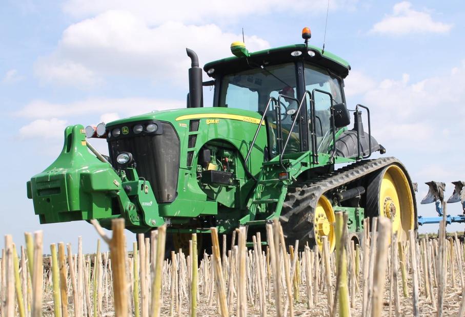 Photo du Tracteurs agricoles 8295RT