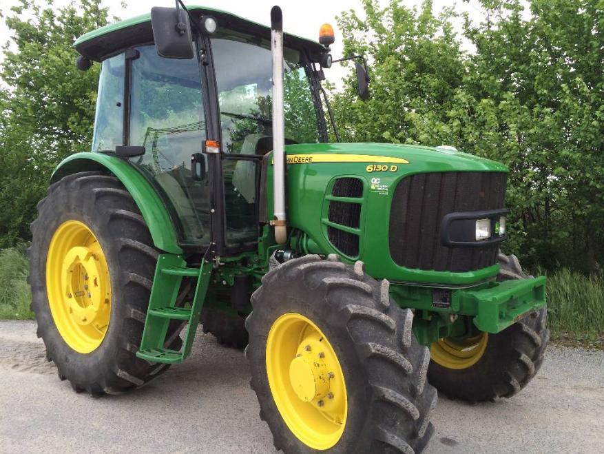 Photo du Tracteurs agricoles 6130D