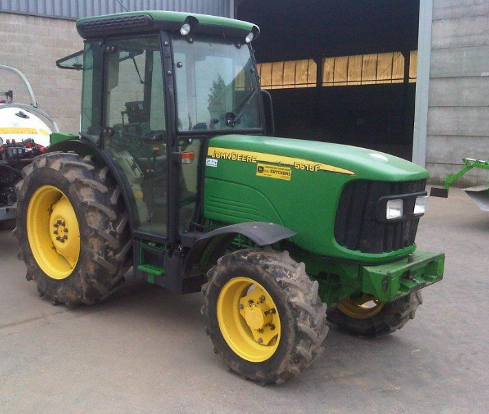 Photo du Tracteurs fruitiers 5615 F