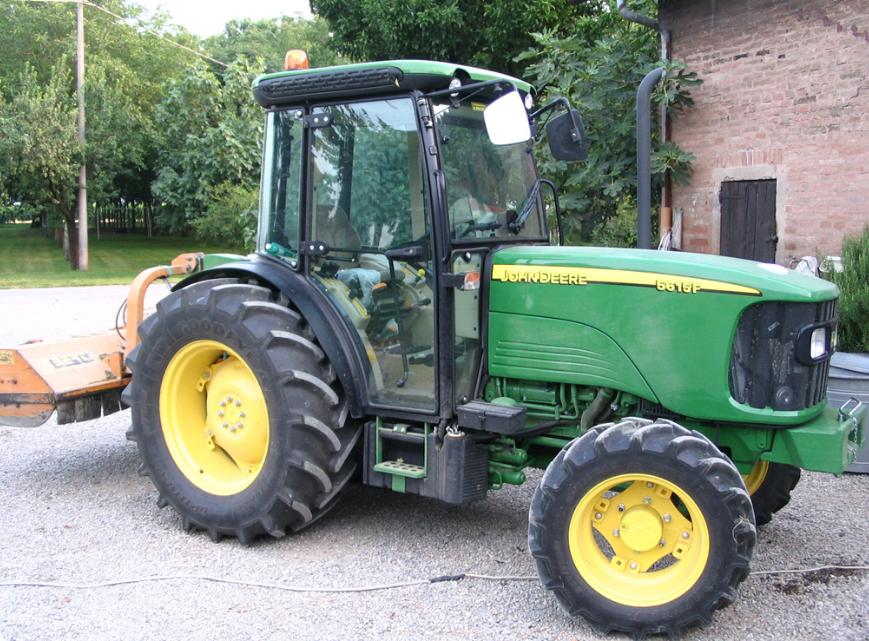 Photo du Tracteurs agricoles 5615 F/V