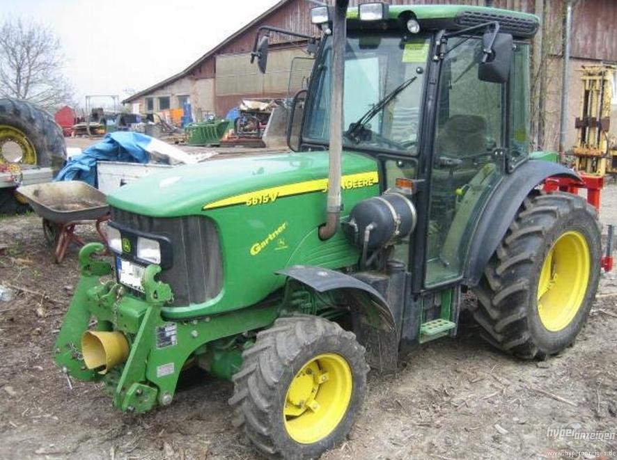 Photo du Tracteurs vignerons 5615 V