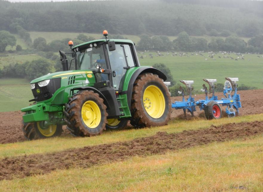 Photo du Tracteurs agricoles 6140M