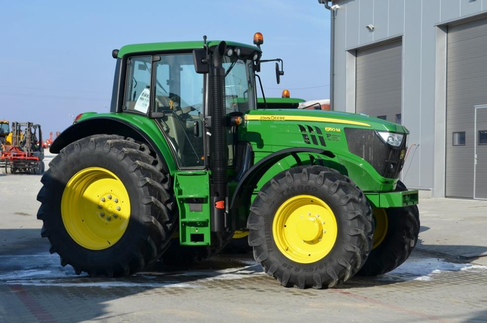 Photo du Tracteurs agricoles 6150M