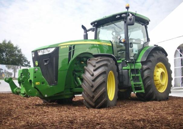 Photo du Tracteurs agricoles 8335R