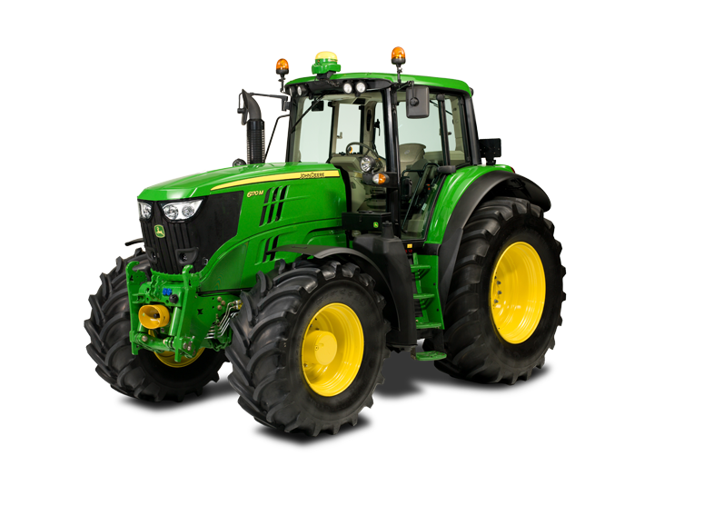 Photo du Tracteurs agricoles 6170M
