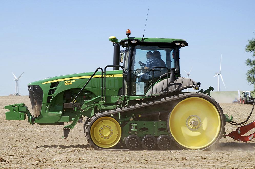 Photo du Tracteurs agricoles 8345RT